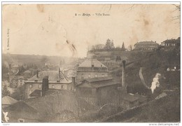 Briey 54 Ville Basse CPA 1905 - Briey