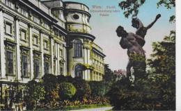 AK 0155  Wien - Fürstl. Schwarzenberg' Sches Palais Um 1913 - Wien Mitte
