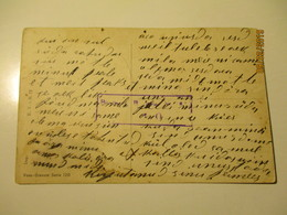 IMP. RUSSIA CENSORED POSTCARD TO ESTONIA , MAILED IN COVER BUT CENSORED ,  OLD POSTCARD   ,  M - 1857-1916 Empire
