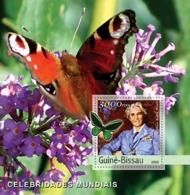 Guinea Bissau 2003  O.Baden Powell - Butterflies - Guinea-Bissau