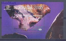 Indonesia 1998 Mi Bl 127 MNH ( ZS8 INSbl127 ) - Indonésie