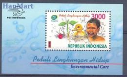 Indonesia 1998 Mi Bl 149 MNH ( ZS8 INSbl149 ) - Indonésie