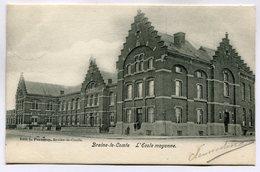 CPA - Carte Postale - Belgique - Braine Le Comte - L'Ecole Moyenne - 1903 (DD7207) - Braine-le-Comte