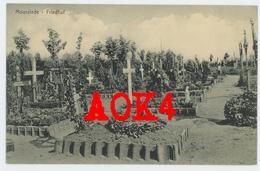 MOORSLEDE Friedhof Duitse Militaire Begraafplaats 1915 1916 Flandern - Moorslede