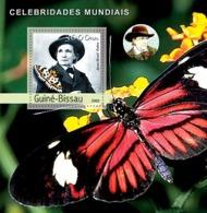 Guinea Bissau 2003  J.H.Fabre - Butterflies - Guinea-Bissau