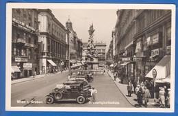 Österreich; Wien; Graben; 1938 - Vienna
