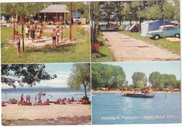 Rivoltella Sul Garda: LLOYD ARABELLA, OM TIGROTTO TRUCK - Tentes - CAMPING 'S. Francesco' - (Lago Di Garda) - Voitures De Tourisme