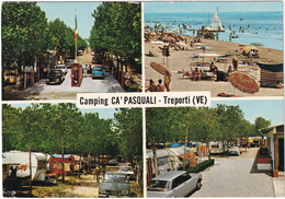 Treporti: RENAULT 16, VW K70, PEUGEOT 304, FIAT 128, SIMCA 1501 - Caravaning/Tentes - CAMPING 'Ca' Pasquali' - (VE) - PKW