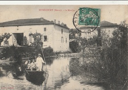 NUBECOURT  Le Moulin - France