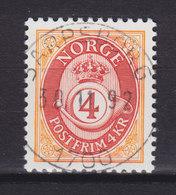 Norway 1992 Mi. 1108 Y    2.00 (Kr) Posthorn Deluxe SARPSBORG - Norwegen