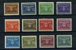 GENERALGOUVERNEMENT 1943 Nr D25-36 Postfrisch (109827) - Occupation 1938-45