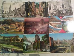 Lot De 5000 Cartes Etrangeres Cpm Cpsm - Postcards