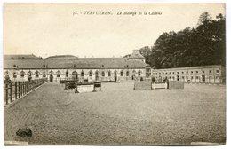 CPA - Carte Postale - Belgique - Tervuren - Le Manège De La Caserne - 1922 ( DD7216) - Tervuren