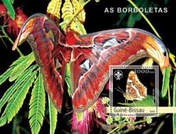 Guinea Bissau 2003  Butterflies - Guinea-Bissau