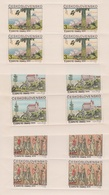 Czechoslovakia Scott 1677-1679 1970 Expo Osaka, Sheetlets, Mint Never Hinged - Blocks & Sheetlets