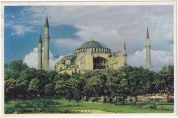 Istanbul - Ayasofya Museum - St. Sophia Museum - (Türkiye) - Turkije