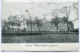 CPA - Carte Postale - Belgique - Enghien - Collège Saint Augustin - Vue Générale - 1904 ( DD7217) - Enghien - Edingen