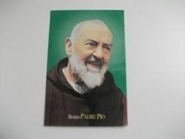 BEATO PADRE PIO - Santini