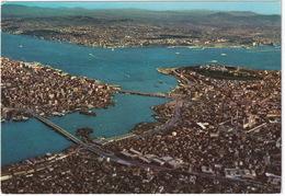 Istanbul - Golden Horn, The Bridge And Bosphorus - (Türkiye) - Turkije