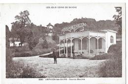 Amphion Les Bains. La Source Maxima. - Otros Municipios