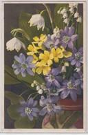 Fleurs Printanieres - Thor E Gyger - Fiori