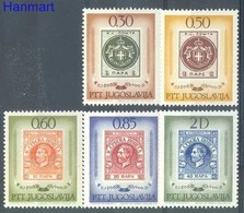 Yugoslavia 1966 Mi 1173-1177 MNH ( ZE2 YUG1173-1177 ) - Jugoslawien