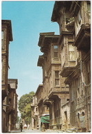 Eski Istanbul - Une Vue De L'anciennes Maisons De Istanbul -  (Türkiye) - Turkije