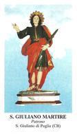 S. GIULIANO M. - S. GIULIANO DI PUGLIA (CB) - M - PR -  Mm. 64 X 110 - Religion & Esotérisme