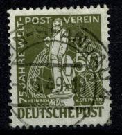 Ref 1270 - 1949 Germany Berlin SG B57 - 50pf U.P.U. - Used Stamp Cat £65+ - [5] Berlin