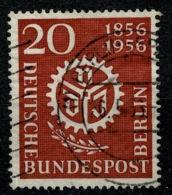 Ref 1270 - 1956 Germany Berlin SG B150 - 20pf Engineers Union - Fine Used Stamp - [5] Berlin