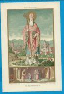 Holycard    St. Florentinus - Images Religieuses