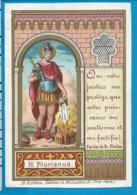 Holycard    St. Florianus - Santini