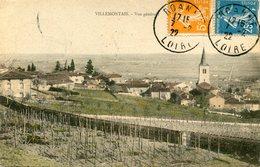 VILLEMONTAIS - Autres Communes