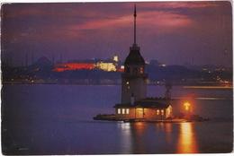 Istanbul - Tower Of Leander  -  (Türkiye) - Turkije