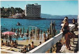Istanbul - La Plage De Tarabya And Hotel - Swimming   -  (Türkiye) - Turkije