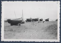 Audresselles.Barque De Pêche. - Places
