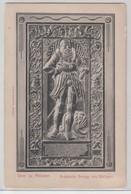 Dom Zu Meissen Grabplatte Georgs Des Brtigen - Meissen