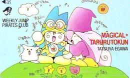 Télécarte Japon * MANGA * Comics * MAGICAL TARURUTOKUN  (16.782)  Japan PHONECARD * TELEFONKARTE * CINEMA * FILM - BD