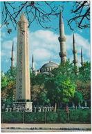 Istanbul - L'Obelisque Egytien Et Les Minarets De La Mosquée Bleue -  (Türkiye) - Turkije