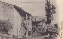 LE MONT-PILAT - Maisons à Champaillier - Pelussin
