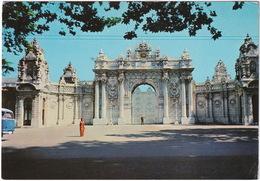 Istanbul - Portail De Dolmabahce Palais -  (Türkiye) - Turkije