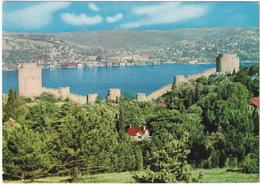 Istanbul - The Rumeli Castle -  (Türkiye) - Turkije