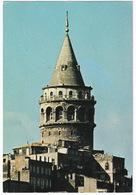 Istanbul - Galata Tower -  (Türkiye) - Turkije