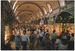 Istanbul - Interieur De Grand Bazar -  (Türkiye) - Turkije