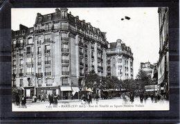 Paris - Rue De Vouillé Au Square Frédéric Vallois - Arrondissement: 15