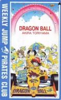 Télécarte Japon * MANGA * Comics * DRAGON BALL  (16.784)  Japan  PHONECARD * TELEFONKARTE * CINEMA * FILM - BD