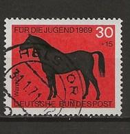 1969-Jugend. - Oblitérés