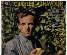 Charles Aznavour -Il Faut Savoir - Vinyles