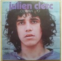 Julien Clerc -Olympia 70 - Vinyles