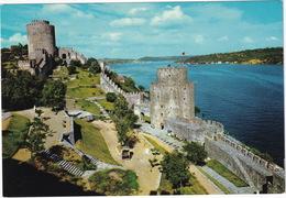 Istanbul - La Fortresse Et Le Bosphore -  (Türkiye) - Turkije